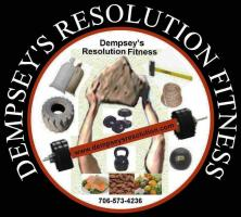 Dempseys Resolution Fitness Custom Shirts & Apparel